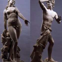 Orpheus & Eurydice by A. Canova - 1776