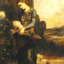 Orpheus by Moreau - 1866