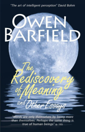 The Rediscovery of Meaning