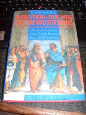 Evolution - der Weg des Bewußtseins. Zur Geschichte des europäischen Denkens