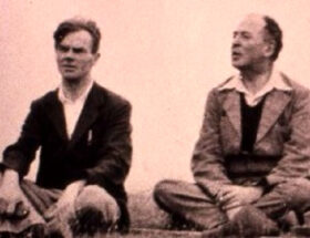 Owen Barfield & C.S. Lewis, c.1940