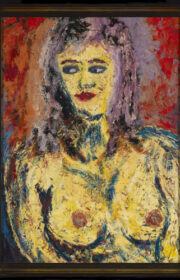 21 - Melancholy - 40 x 55 cm - 1996