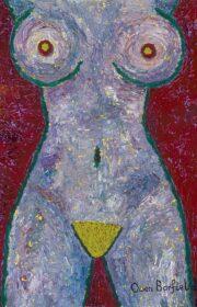 56 - Iris, Messenger of the Gods (60 x 80 cm)