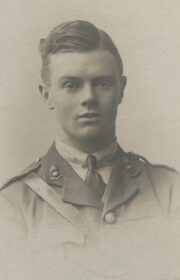 c.1917 - Owen, Royal Engineers Signal Service