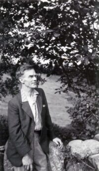 A. Owen Barfield 1950s