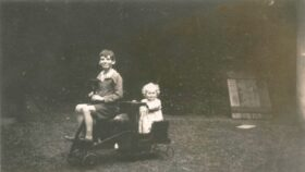 Alexander & Lucy Barfield, c.1937 in London_