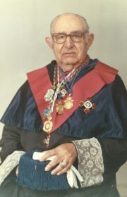 Ignacio Ribas Marqués, 1981, honoris causa University of the Balearic Islands, Spain.