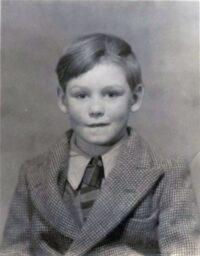 Jeffrey Barfield, c. 1948