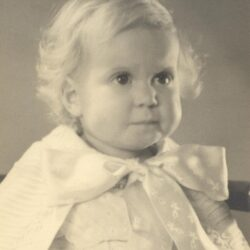 Lucy Barfield – c. 1937. God-daughter of C.S. Lewis.