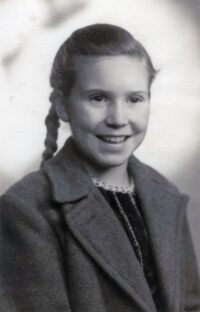 Lucy Barfield, c. 1947