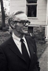 Owen Barfield, 19th to 24th April 1972 in Wheaton, IL, USA