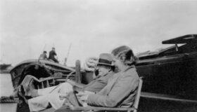 Maud Barfield & C.S. Lewis, c.1950